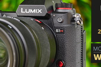 Hands On: Panasonic LUMIX S1H | Video Data Hamburg