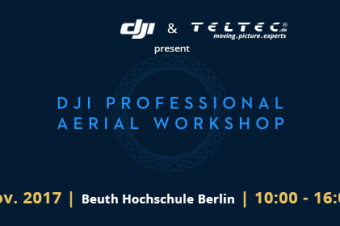 DJI Professional Aerial Workshop | Berlin